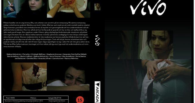 DVD-case design | ViVo