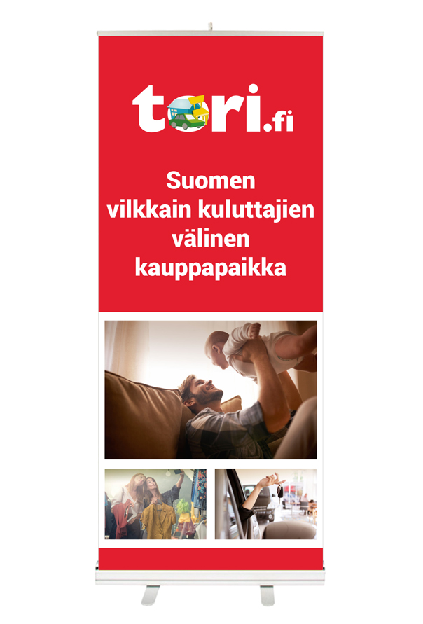 Roll-up Design| Tori.fi